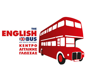 <span>Κέντρο Αγγλικής Γλώσσας The English Bus</span><i>→</i>