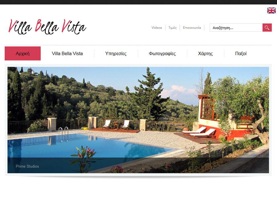 Villa Bella Bista